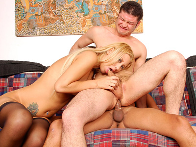 Bisex guy fucks dudes ass